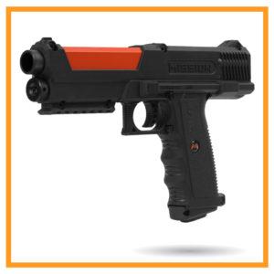 TPR | Color negro con naranja