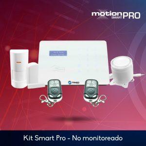 Kit de alarma Motion Smart Pro – No monitoreado