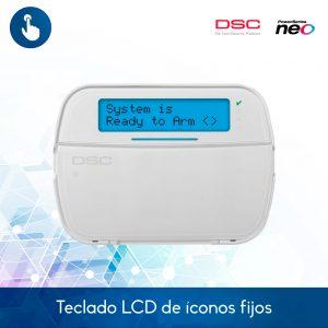Kit básico de alarma cableada – DSC Serie NEO
