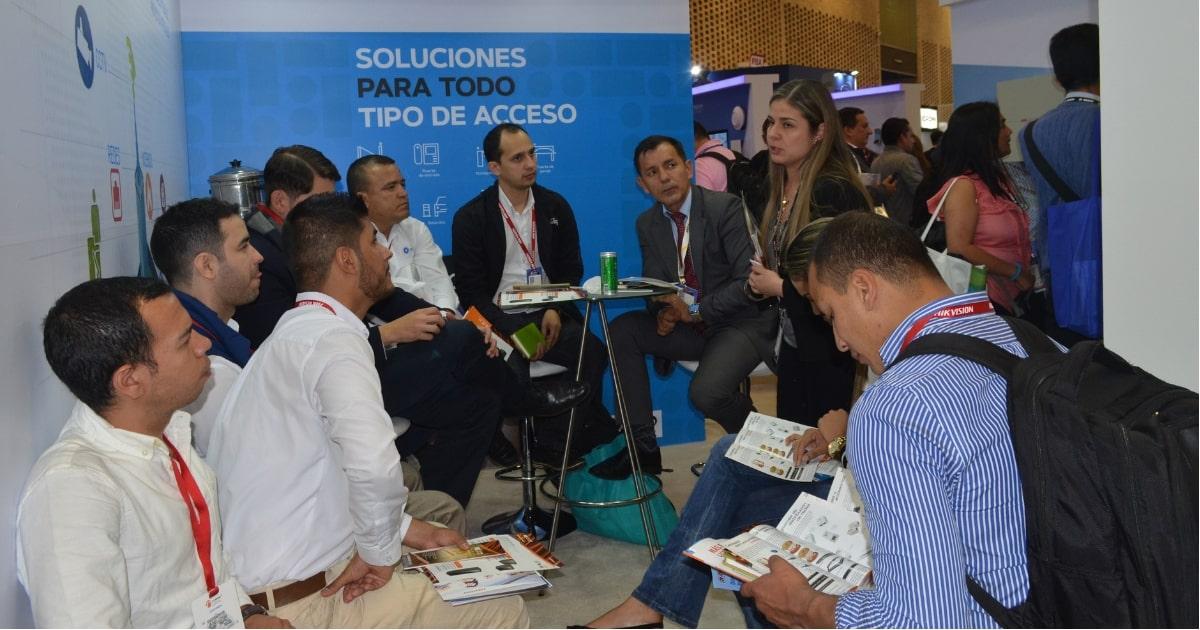 Participación En La Feria De Seguridad ESS 2018 – Bogotá