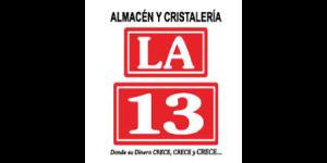 Cristalería La 13