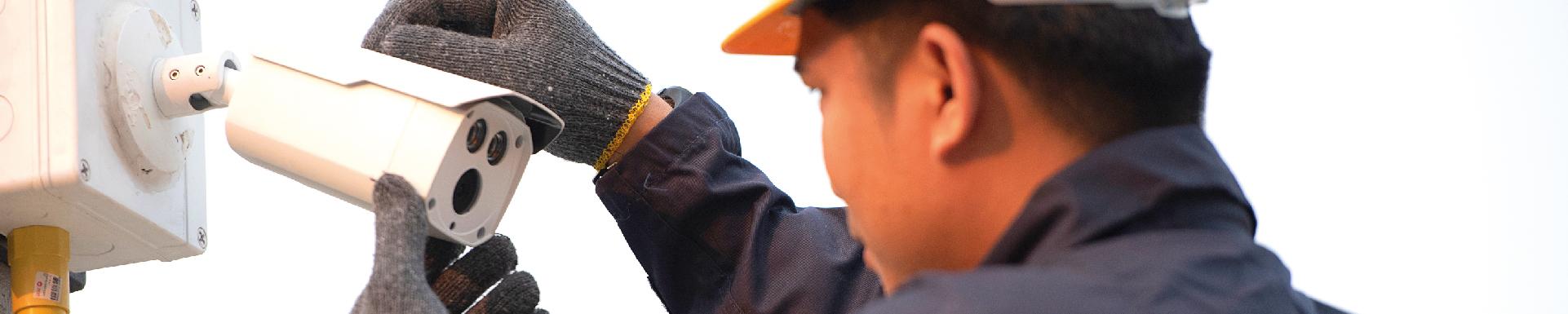 mantenimiento de camaras de seguridad